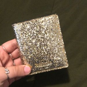 Kate Spade Glitter Small Stacy Wallet
